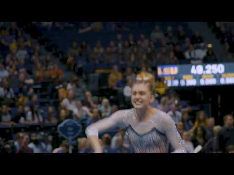 Auburn University Sports - Auburn Gymnastics Regional Highlights