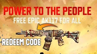 HOW TO GET FŔEE AK117 OUTCAST REDEEM CODE SEASON 1 NEW ORDER GARENA ONLY CALL OF DUTY MOBILE CODM