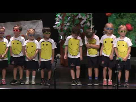 Lakeside Senior Kindergarten production: Everything I Learnt, I Learnt in Kindergarten