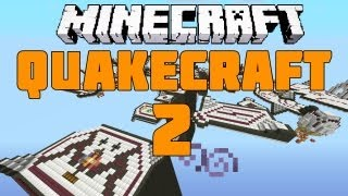 Minecraft: Quakecraft #2 by Hypixel  [HD/German]