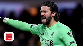 Alisson Becker injured: What it means for Liverpool in the Champions League | ESPN FC