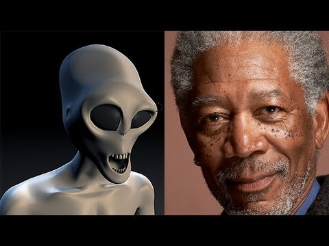 Morgan Freeman: hostile aliens and an affair with his step ...