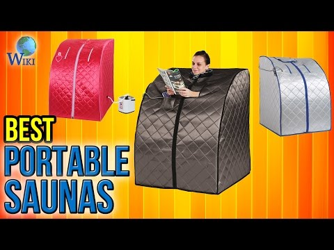8 Best Portable Saunas 2017