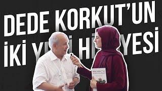 """Gambar cover Timur Kocaoğlu, """"Dede Korkut'un Üçüncü Elyazması""""nı Tanıtıyor"""