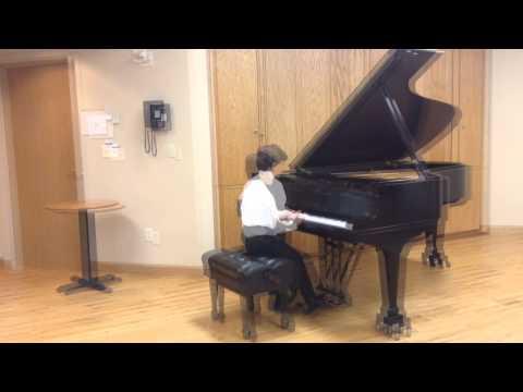 Mark's DMTA Piano Recital