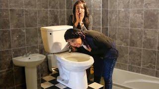 ¿TOMARÍAS AGUA DEL WC? | LOS POLINESIOS VLOGS