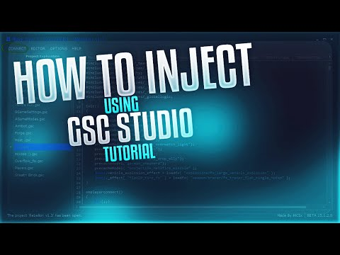 BLACK OPS 2 TUTORIAL: HOW TO INJECT MOD MENU JIGGY V4.2 WITH GSC STUDIO ON CCAPI (DOWNLOADS)