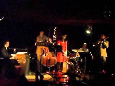 Vanessa Perea Quintet at the Zinc Bar