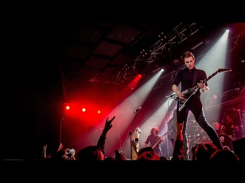 Scream Inc. - Fuel (Metallica cover) live SENTRUM