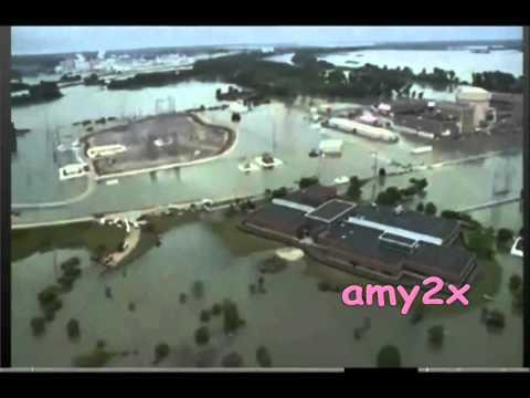 NUCLEAR CRISIS-FLOODED Omaha Power Plant!