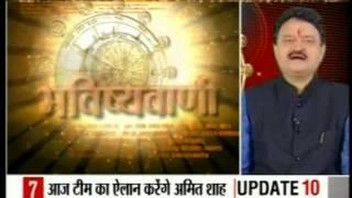 India After 68th Independence Megha Prediction  I 16th Aug - 2014 I Mahajotish