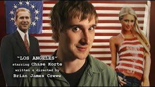 Los Angeles - a Film Crewe Monologue (in memory of Chase Korte)