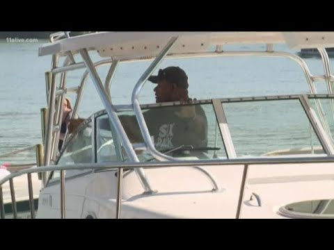Dangers lurk in the waters of Lake Lanier | 11alive com