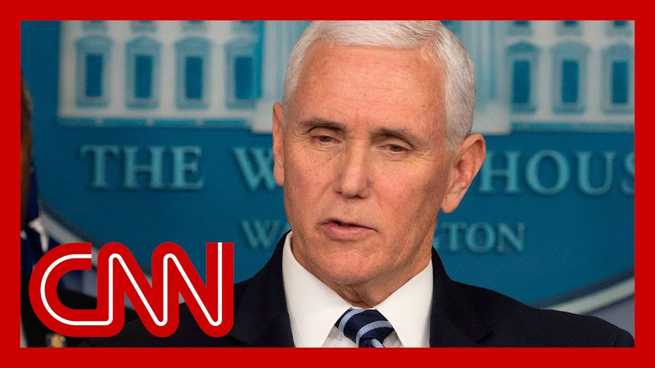 Pence's press secretary tests positive for coronavirus, Trump says ...