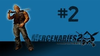 Mercenaries 2 Playthrough [PC] [HD] Part 2 - Our new Crib
