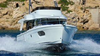 £290,000 Yacht Tour : Beneteau Swift Trawler 35