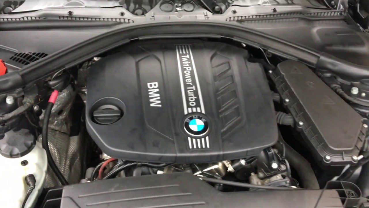 Bmw F30 F31 N47 Engine After Timing Chain Failure Youtube