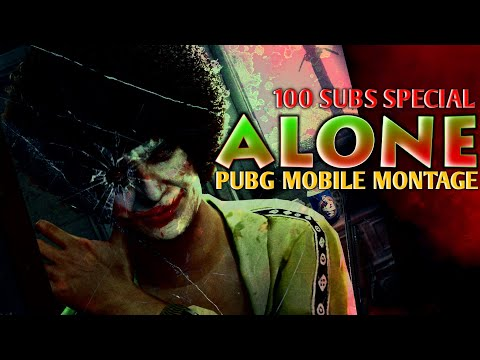 alone||a-pubg-mobile-montage||iamsandy