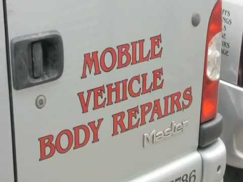 Car Body Repairs Hampshire