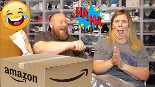 What's Inside an Amazon Mystery Box + Funniest Prank Video of the Year