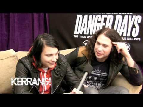 Kerrang! Podcast: My Chemical Romance (Part 1)