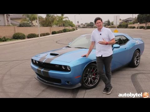Dodge Challenger Srt  Test Drive Video Review