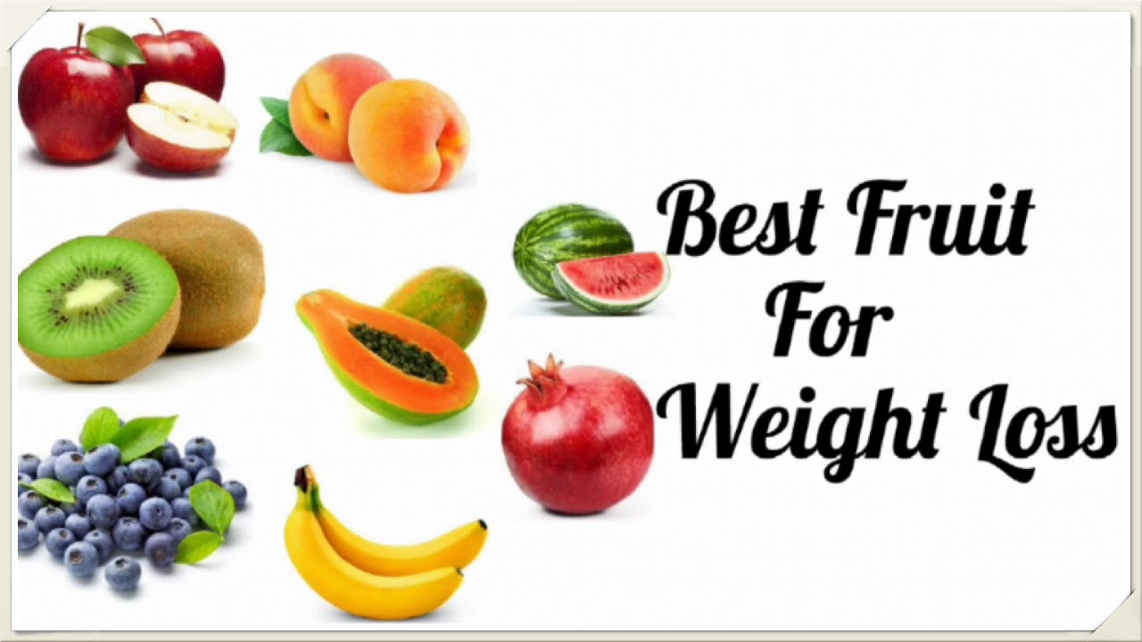 10 Best fruits to eat for weight loss diet