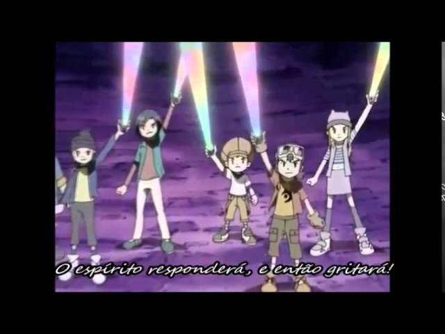 Digimon Frontier - The Last Element (Fansing em Português) - Jonatas Carmona #1