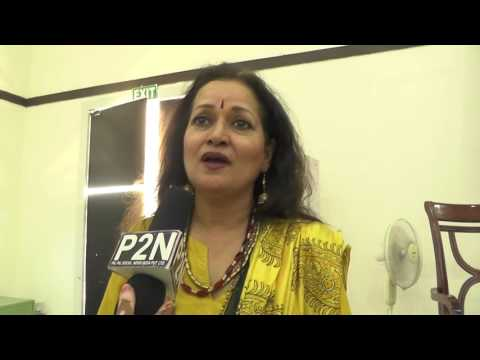 Interview with HIMANI SHIVPURI