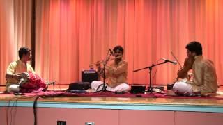 Madhava Mamava  in Raga Neelambari by Flute Raman