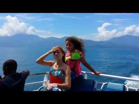 Galaxy Wave Ferry Travel to Roatán