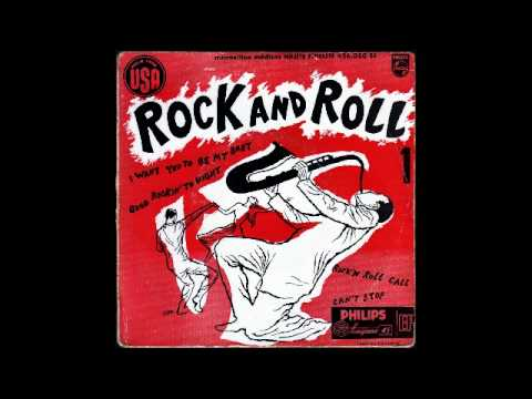 The Treniers - Rock'n'Roll Call.avi