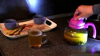 Обзор и тест стеклянного жаростойкого чайника для заваривания чая
