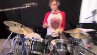 """The Mars Volta - """"Tetragrammaton"""" Drum Cover"""