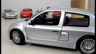 Модель машины Renault Clio V6 бешеная табуретка