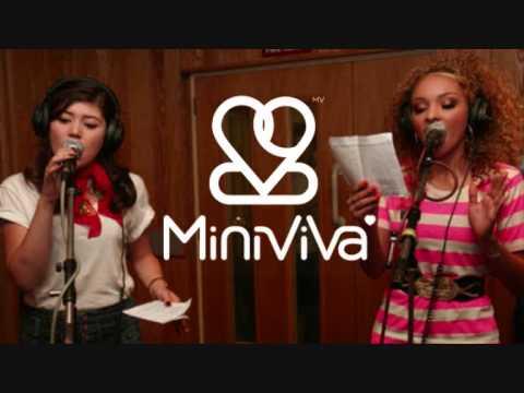Mini Viva- Left My Heart in Tokyo (Live Lounge 09/09/09)