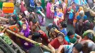 कार्तिक पूर्णिमा पर बिहार के लाखों लोगो ने गंगा घाट पर किया स्नान