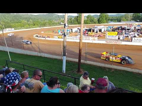 Lake Cumberland Speedway 5/26/2019 Late model Hot Laps