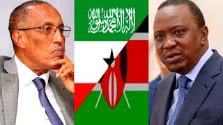 Fariin Kulul oo Kenya Uga Timid Dhanka Somaliland | Somalia Waa Walaalahayo.