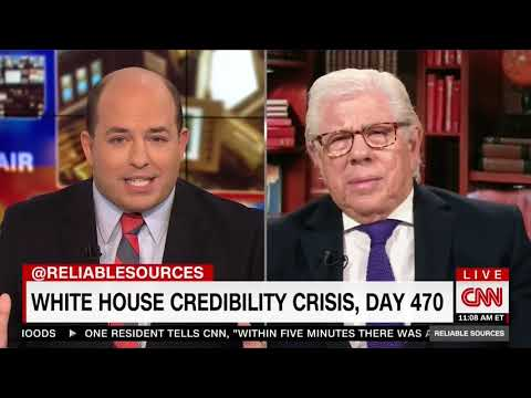 CARL BERNSTEIN FULL INTERVIEW ON RELIABLE SOURCES WITH BRIAN STELTER (5/6/2018)