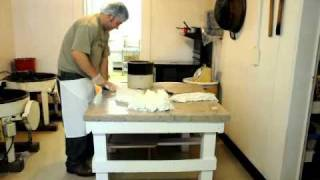 Lowery's Candies Making Of Cherry Cordials Step 1 (www.loweryscandies.com)