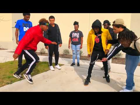 Polo G, Stunna 4 Vegas & NLE Choppa - Go Stupid (official dance video) @obeyboat_