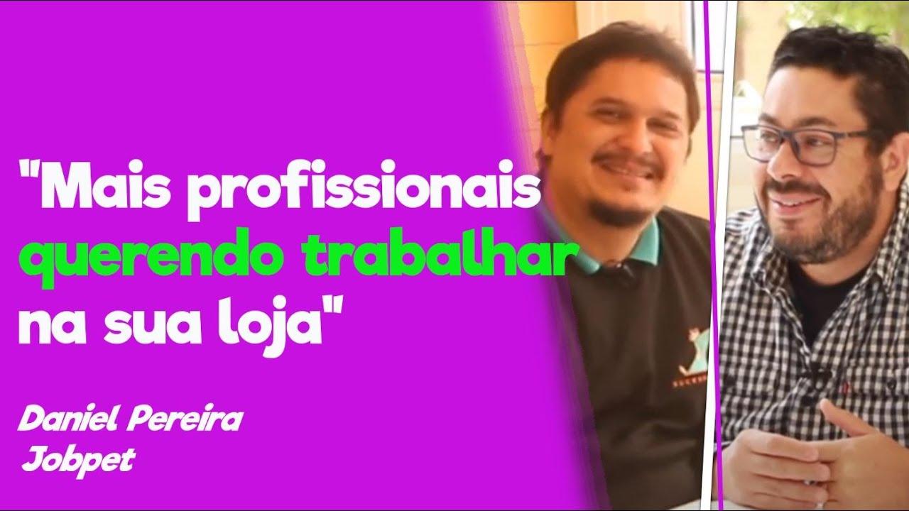 Contrate profissionais de forma simples e segura com a JobPet | Entrevista com Daniel Pereira
