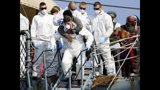 أخبار عالمية | الأمم المتحدة تسعى للحد من هجرة الأفارقة إلى #أوروبا