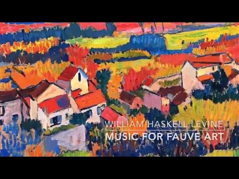 Music for French Art by William Haskell Levine