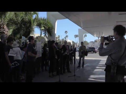 California Coastal Commission Press Conference March 9, 2016 - 18 min.
