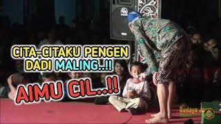 PEYE FULL VIDEO  -  CITA-CITAKU PENGEN DADI MALING ... !! AIMU CIL !!
