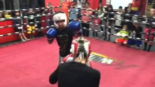 亀田京之介vs6回戦ボクサー