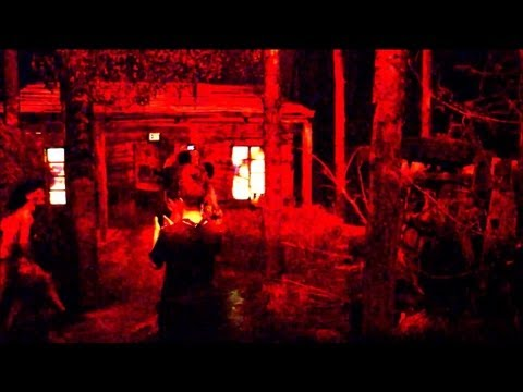 Pov Evil Dead Haunted House Universal Studios Halloween