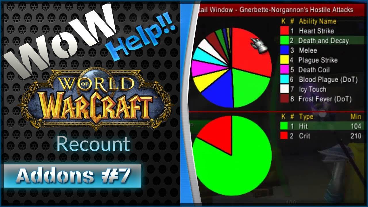 Recount - WoW Help #7